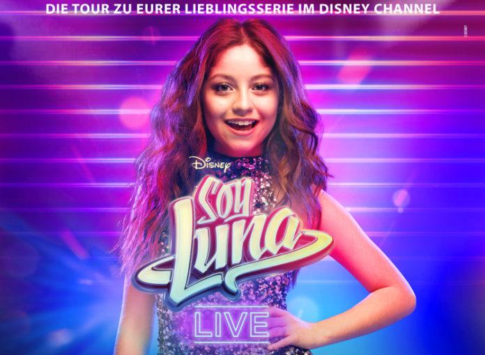 Soy Luna Tour 2018 live