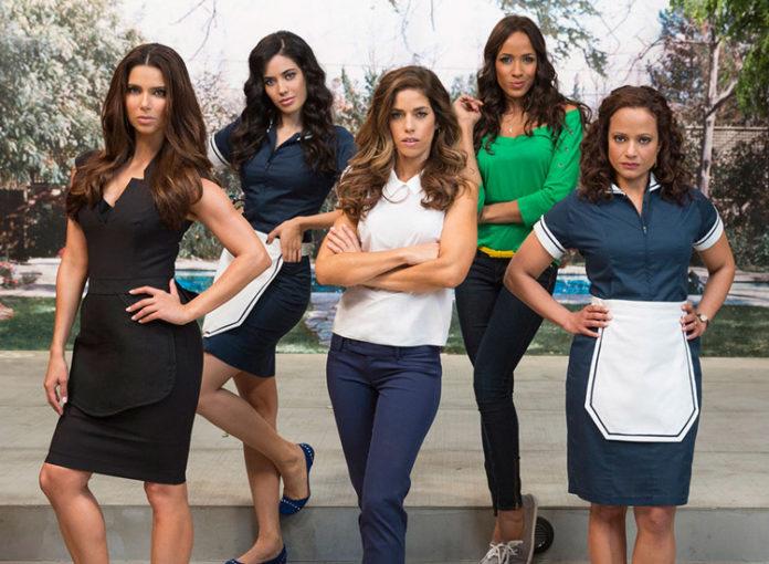 Spannende Serien für Mädchen - Devious Maids