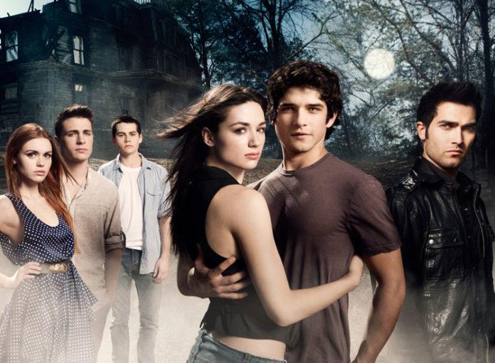 Spannende Serien für Mädchen - Teen Wolf