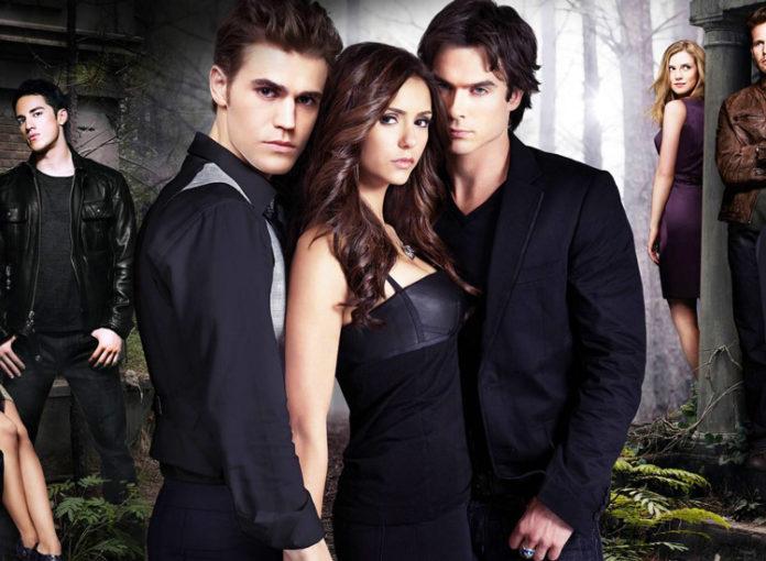 Spannende Serien für Mädchen - Vampire Diaries