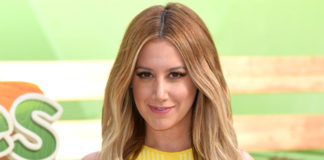 Ashley Tisdale modelte als Kind