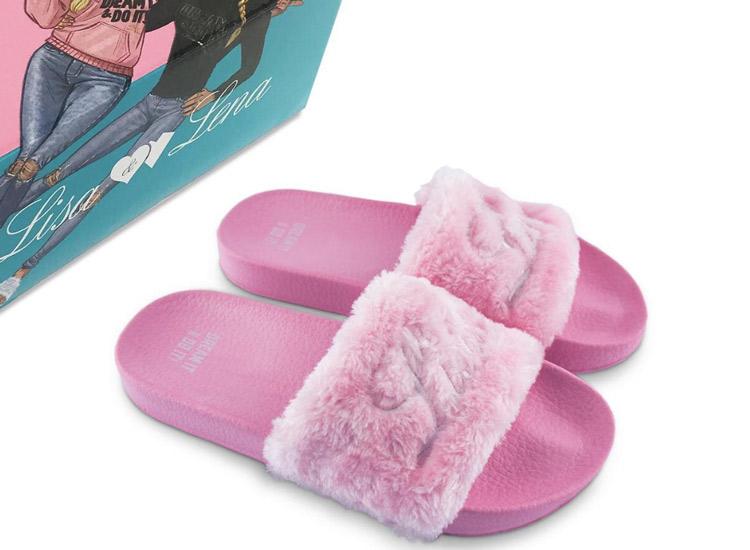 Leliletten Schuhe von Lisa und Lena mit Plüsch!