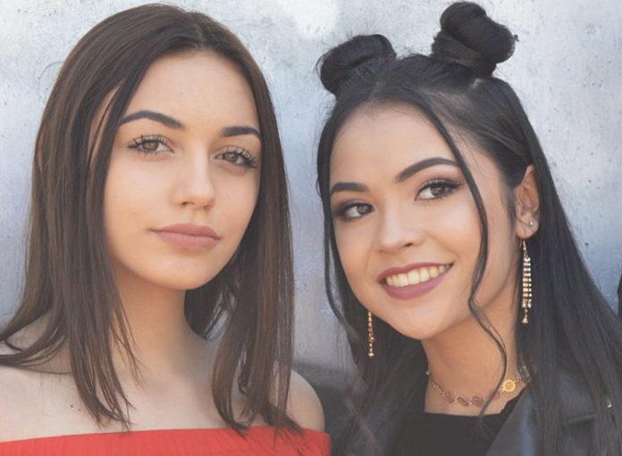 Tina Neumann und Selina Mour drehen Film Misfit