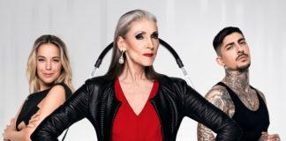 Evelyn Hall ist Moderatorin und Jurorin von Austrias next Topmodel 2017