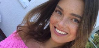 GNTM-Gewinnerin Céline Bethmann ist dünn geworden