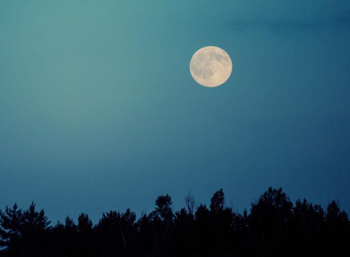 Mondfinsternis heute 2017
