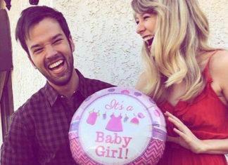 Nathan Kress bekommt ein Baby