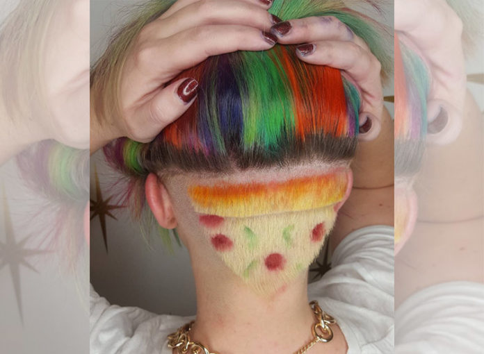 Pizza Hair