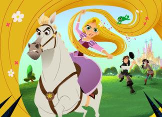 Rapunzel kommt als TV-Serie