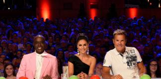 Supertalent 2017 Jury mit Nazan Eckes