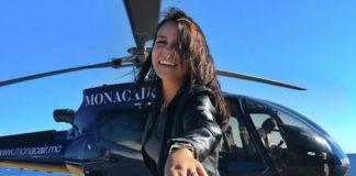Dagi Bee fliegt Helikopter