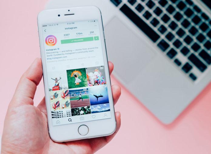 Den blauen Instagram Haken kann man kaufen
