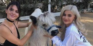Kendall Jenner und Kylie Jenner und der Nacktfoto-Skandal