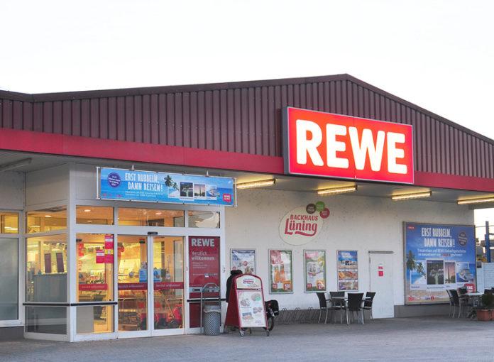 Rewe Klopapier