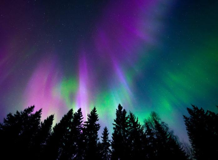 Polarlichter Heute