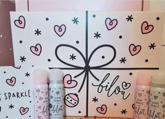 Bilou Box 2018: Pink Sparkle und Silber Sparkle sind die neuen Sorten