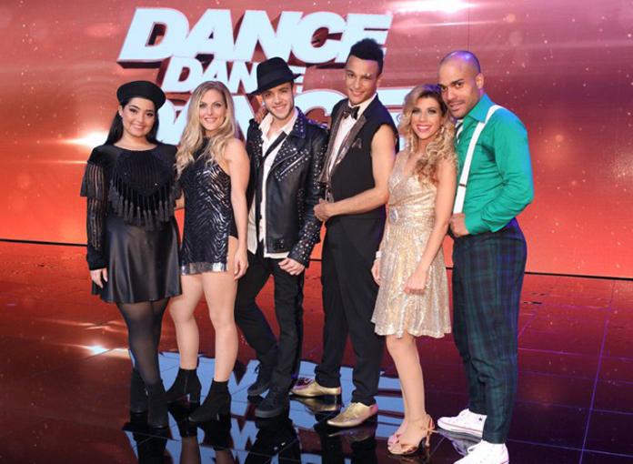 Dance Dance Dance Gewinner