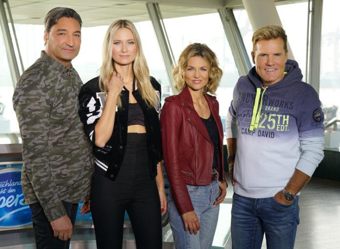 DSDS 2018 Jury besteht aus Mousse T., Carolin Niemczyk, Ella Endlich und Dieter Bohlen
