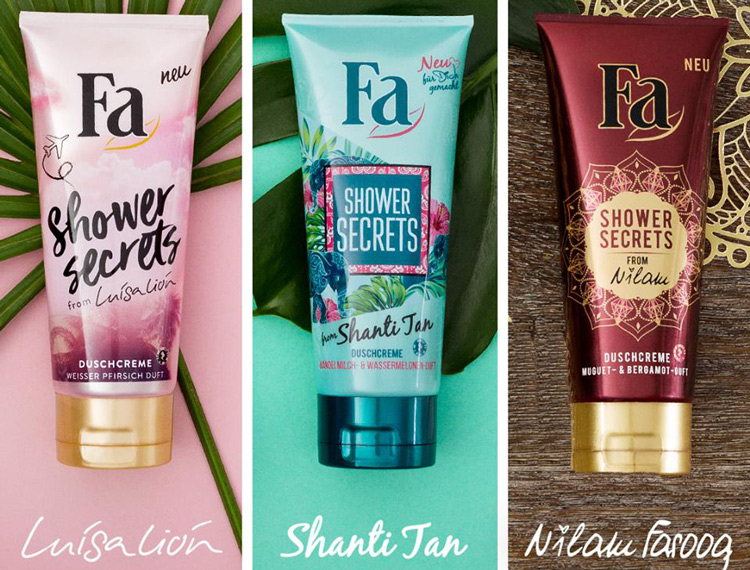 Fa Shower Secrets