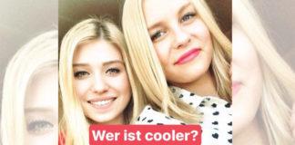 Instagram Stories Umfrage