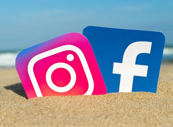 Instagram down Facebook down
