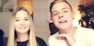 Julia Beautx und Jonas Ems drehen einen Kinofilm