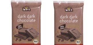 Penny Schokolade: Rückruf von Naturally Love It Schokolade