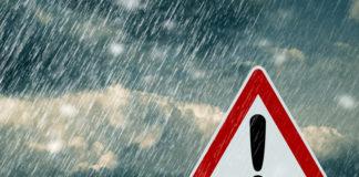 Unwetterwarnung Deutschland Orkan Xavier