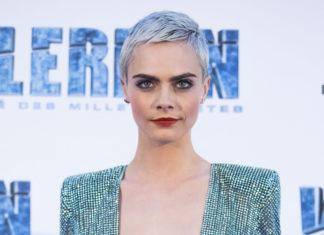 Cara Delevingne ist das Gesicht von einer Dior Faltencreme