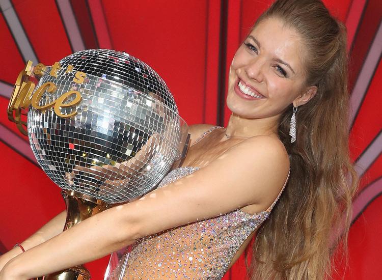 Lets Dance 2018: Victoria Swarovski