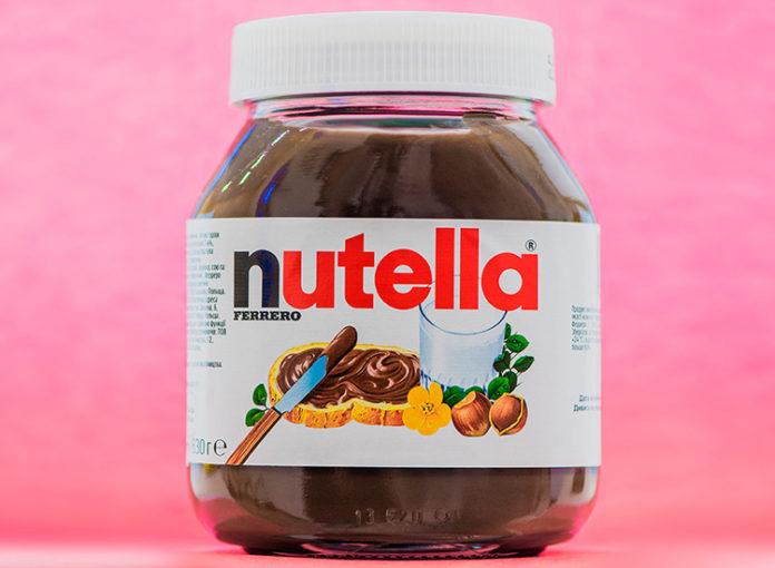 Nutella ist jetzt hell wegen neuem Rezept