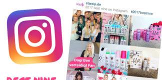 Instagram Best Nine 2017
