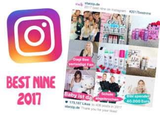 Instagram Best Nine 2017