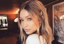Gigi Hadid zeigt ihre Achselhaare