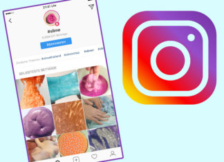 Instagram Hashtags folgen