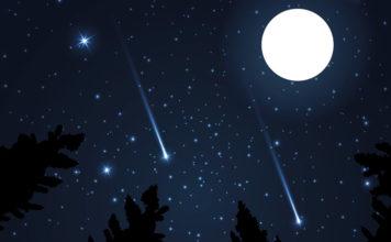 Sternschnuppenregen 2017: Heute kannst du Sternschnuppen sehen!