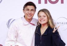 Faye Montana begleitet Lukas Rieger auf Code Tour 2018