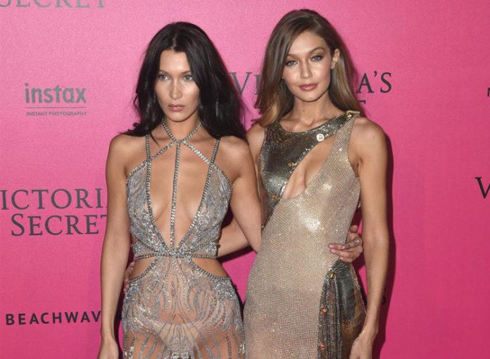 Gigi und Bella Hadid nackt: Nacktes Doppel! Supermodels ziehen blank