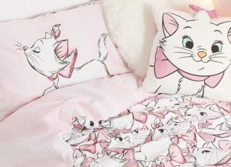 Aristocats-Bettwäsche von Primark