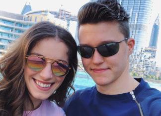 Barbara Sofie und Freund Hendrik haben jetzt einen Vlogkanal