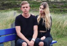 Jonas Ems und Freundin Denise ziehen zusammen