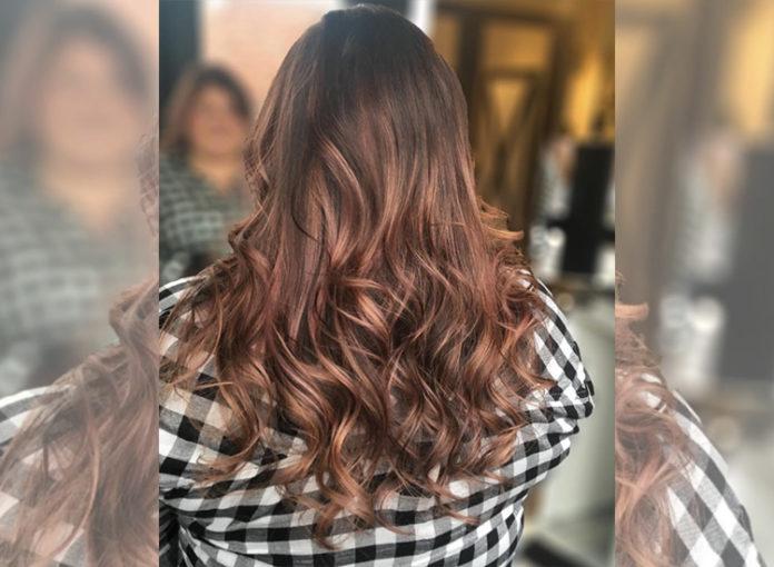 Rose Braun Ist Der Neue Haartrend Fur Alle Brunetten Starzip