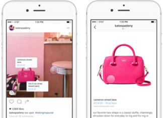 Mit Instagram-Shopping kannst du Sachen mit einem Klick nach Hause holen
