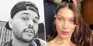The Weeknd und Bella Hadid wurden beim Knutschen erwischt