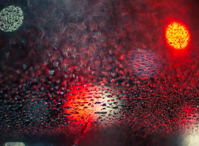 Blutregen ist roter Regen