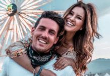 Maren Wolf und Tobias Wolf sahen einen Autounfall in Los Angeles
