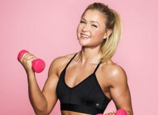 Sophia Thiel bringt Fitness-Kollektion bei Aldi Süd raus!