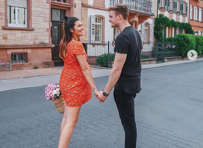 Ist Anna Maria Damm verlobt?
