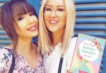 ViktoriaSarina bringen einen Schülerkalender 2018 auf den Markt
