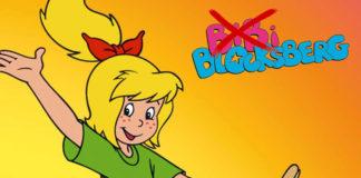 Bibi Blocksbergs echter Name ist Brigitte